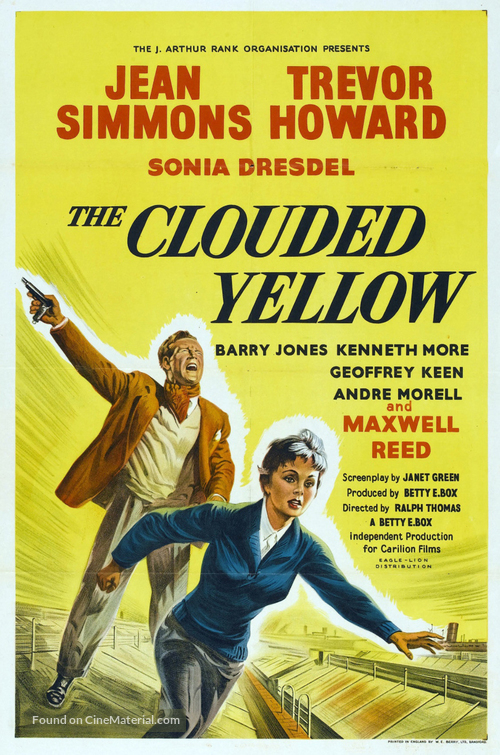 The Clouded Yellow - Movie Poster