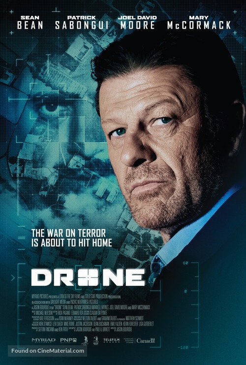 Drone - Movie Poster