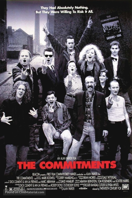 The Commitments - Movie Poster