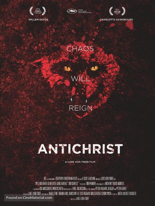 Antichrist Movie Cover