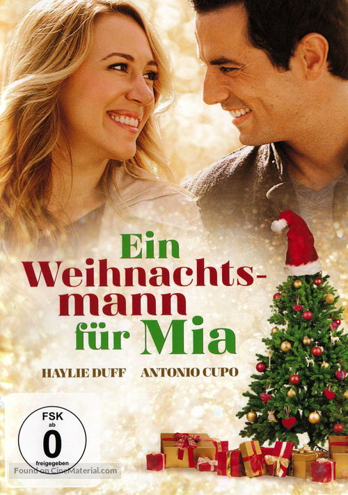 9a1bef02bdd36 Hats Off to Christmas! - German DVD cover