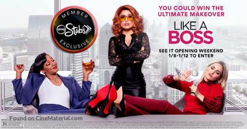 Like a Boss - Movie Poster