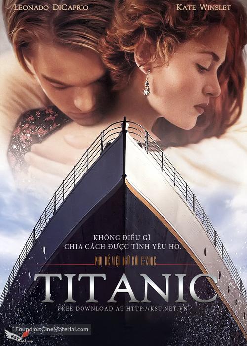 Titanic - Vietnamese Movie Poster