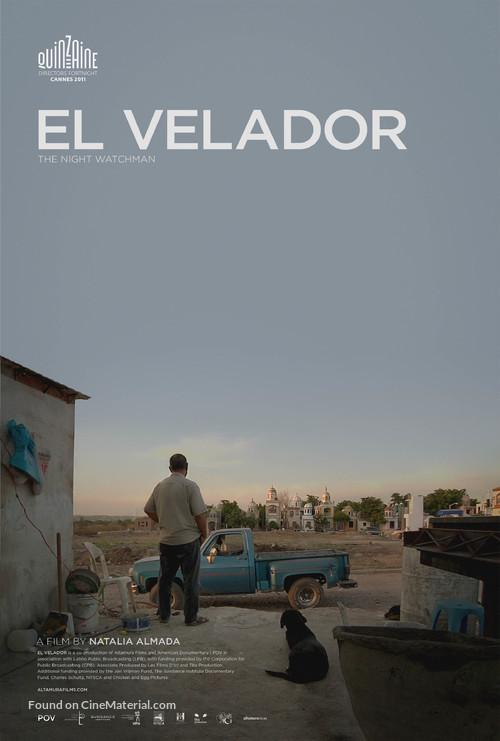 El Velador - Movie Poster