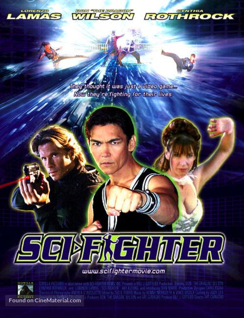 Sci Fighter - poster