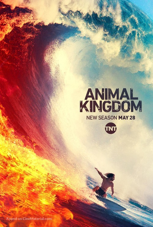 """Animal Kingdom"" - Movie Poster"