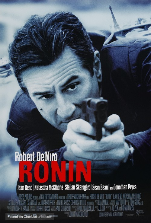 Ronin - Movie Poster