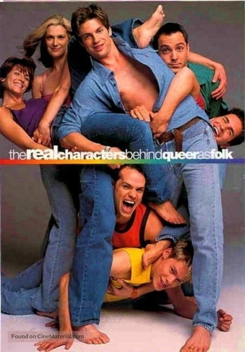 """Queer as Folk"" - Movie Poster"