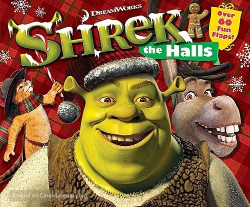 Shrek the Halls - Movie Poster