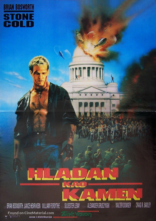 stone cold 1991 film