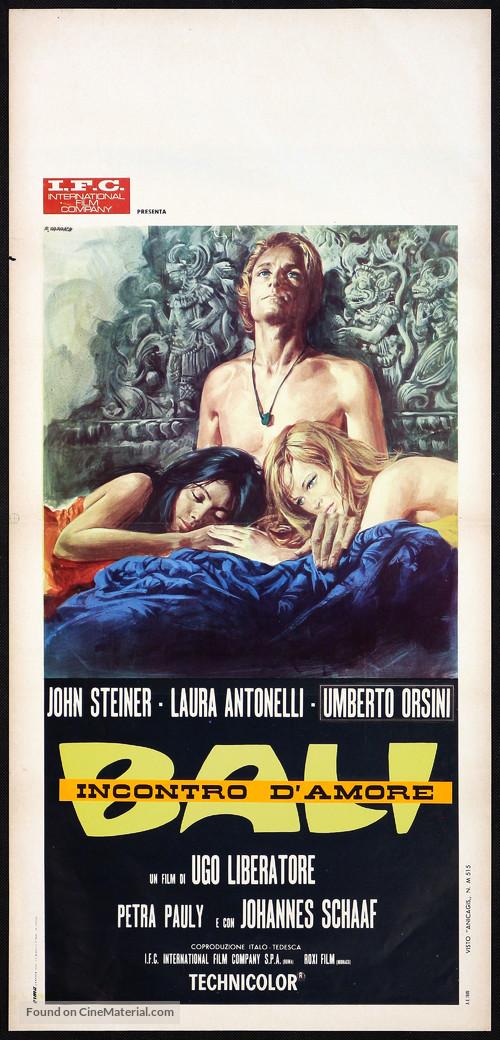 Incontro d'amore - Italian Movie Poster