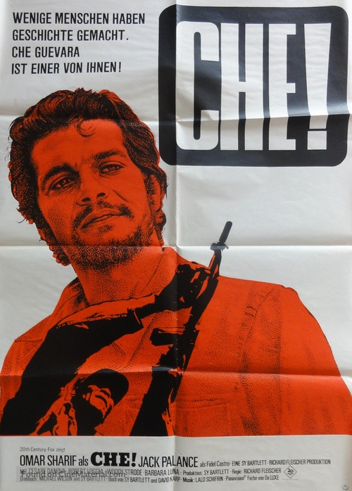 Che! - German Movie Poster