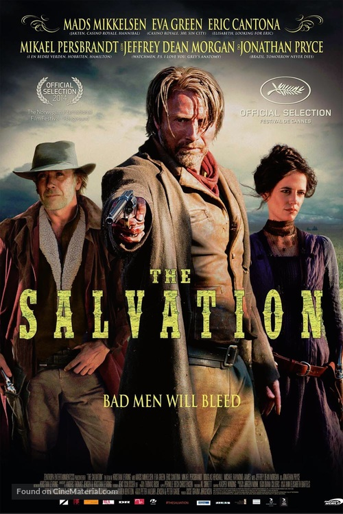 Image result for the salvation poster
