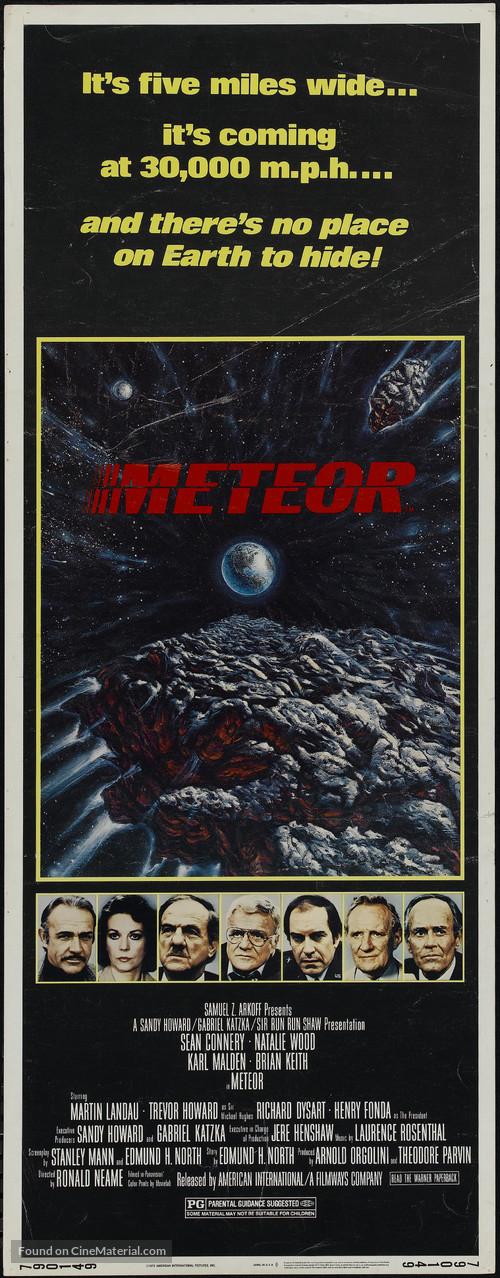 Meteor - Movie Poster