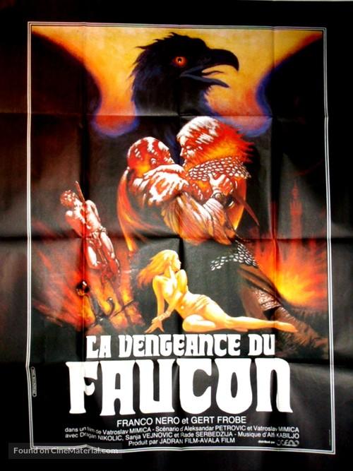 Banovic Strahinja - French Movie Poster