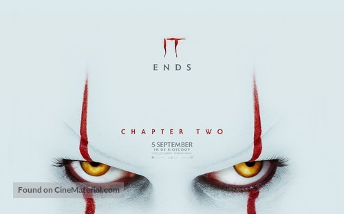 It: Chapter Two - Dutch Movie Poster