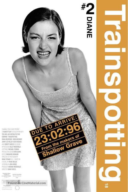 Trainspotting - Movie Poster