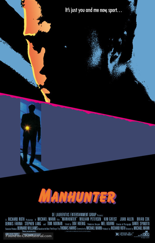 Manhunter - Movie Poster