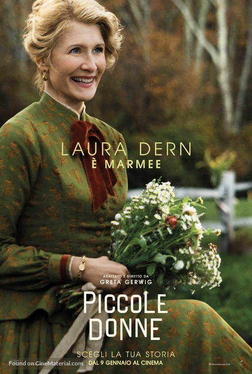 Little Women - Italian Movie Poster