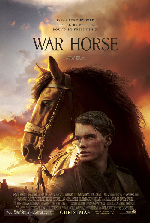 War Horse - Movie Poster