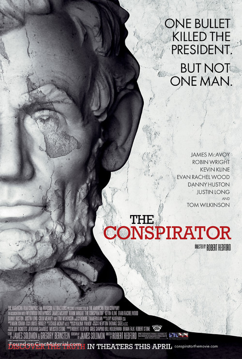 The Conspirator - Movie Poster