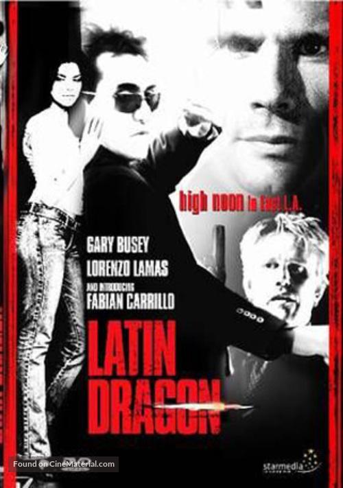Latin Dragon - German poster