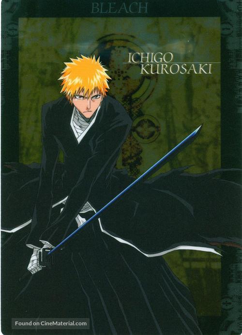 """Bleach"" - Japanese Movie Poster"