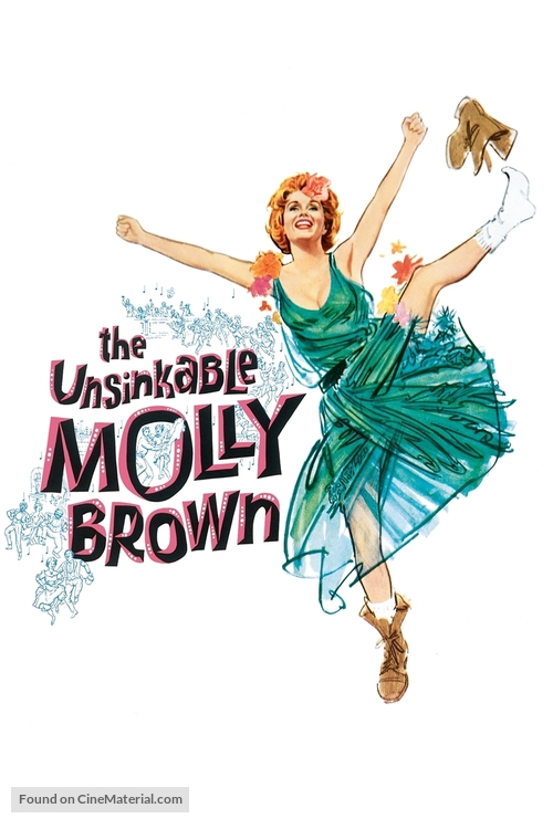 The Unsinkable Molly Brown - Movie Poster