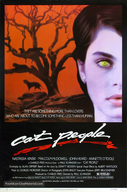 Cat People - Movie Poster