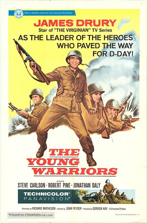 The Young Warriors - Movie Poster