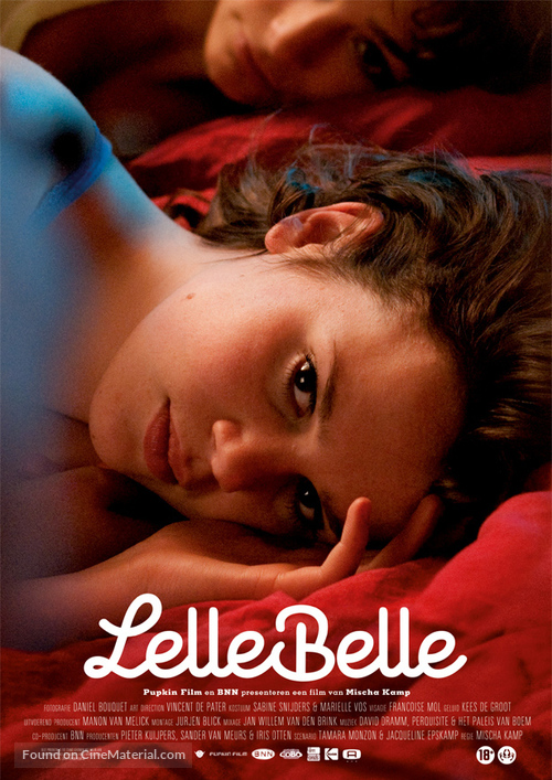 LelleBelle - Dutch Movie Poster