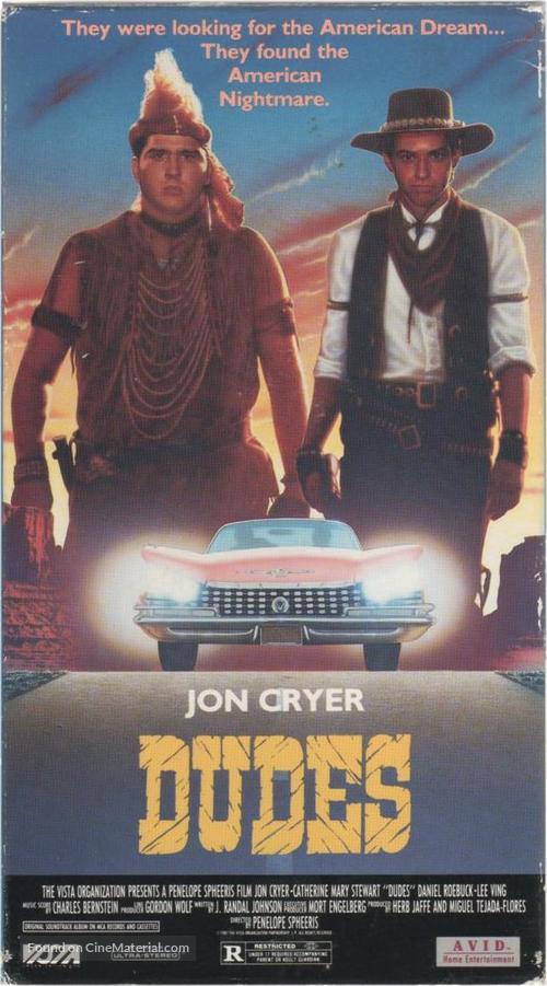 Dudes - Movie Cover