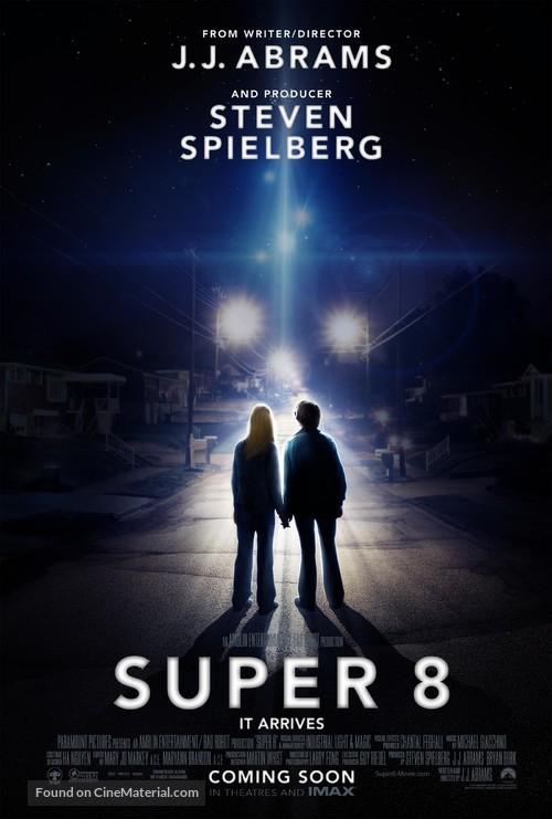 Super 8 - Teaser movie poster
