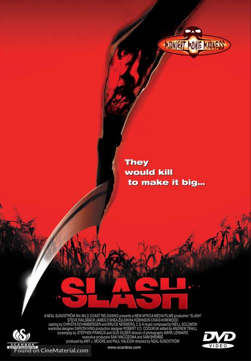 Slash - Swedish Movie Cover
