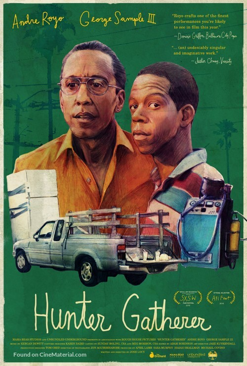 Hunter Gatherer - Movie Poster