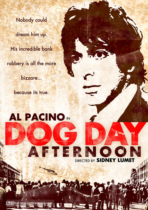 Dog Day Afternoon - DVD movie cover