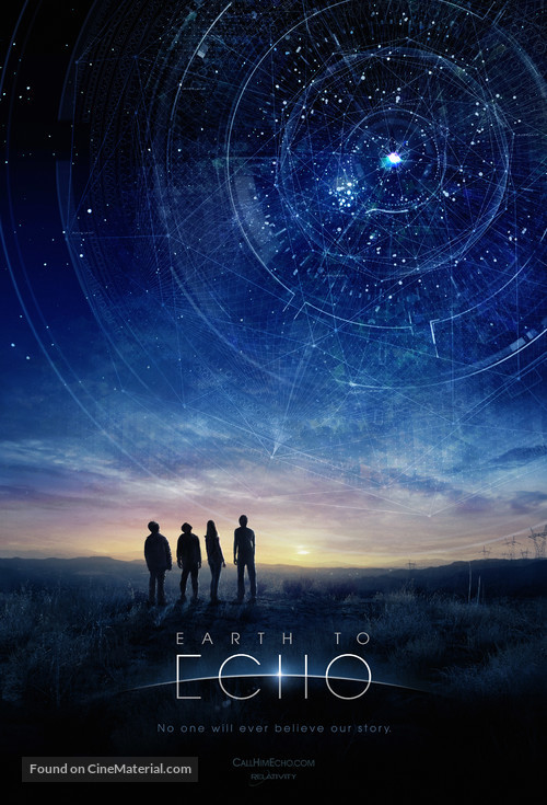 Earth to Echo - Movie Poster