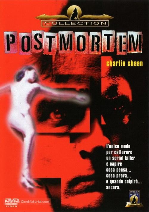 Postmortem - Italian Movie Cover