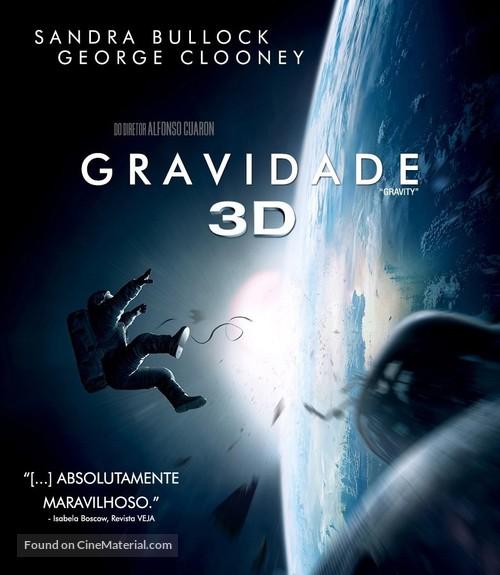 Gravity - Brazilian Movie Cover