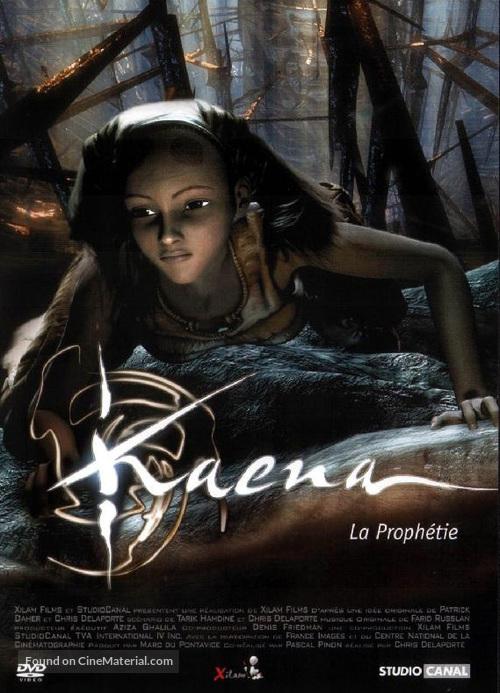 Kaena - French poster