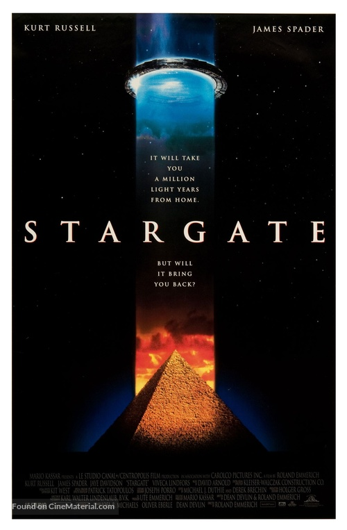 Stargate - Movie Poster