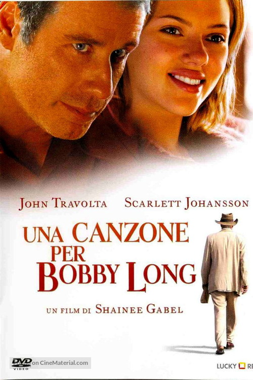 A Love Song for Bobby Long - Italian Movie Cover