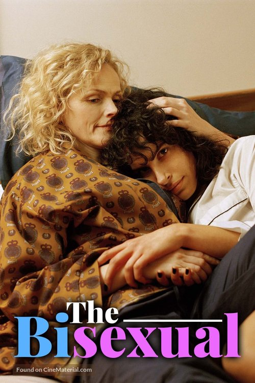 """""""The Bisexual"""" - Video on demand movie cover"""