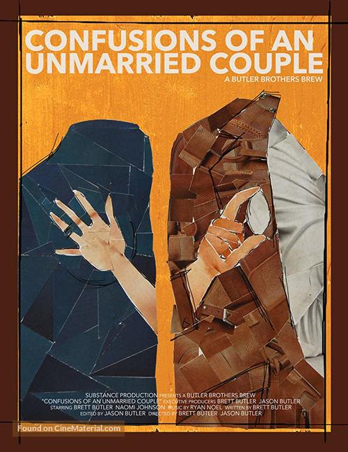 Confusions of an Unmarried Couple - Movie Poster