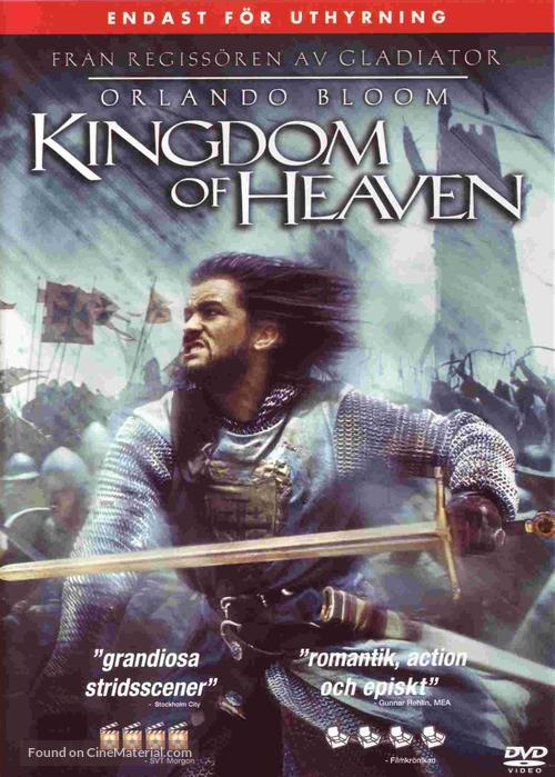 Kingdom of Heaven - Movie Cover