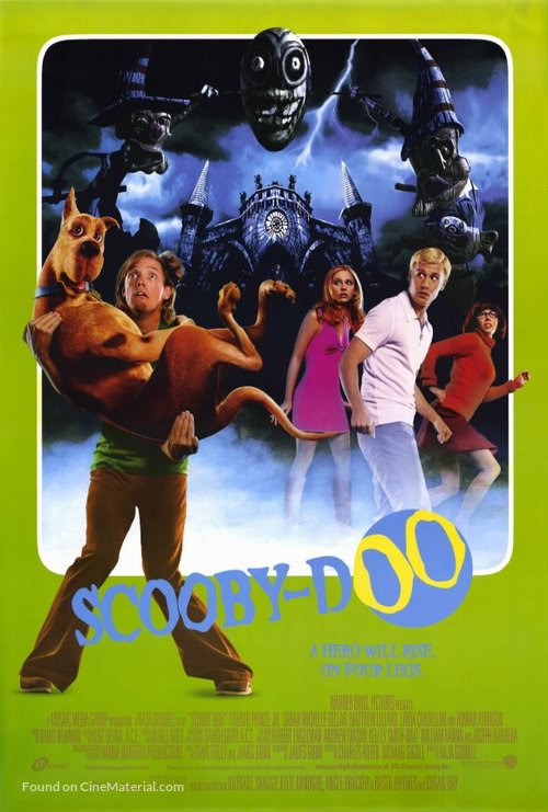 Scooby-Doo - Movie Poster