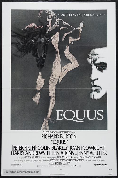 Equus - Movie Poster