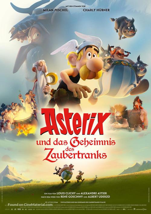 Image Result For Download Film Asterix The Secret Of The Magic Potion Asterix Le Secret De La Potion Magique