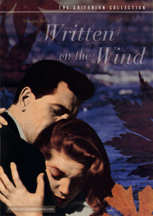 Written on the Wind - DVD movie cover