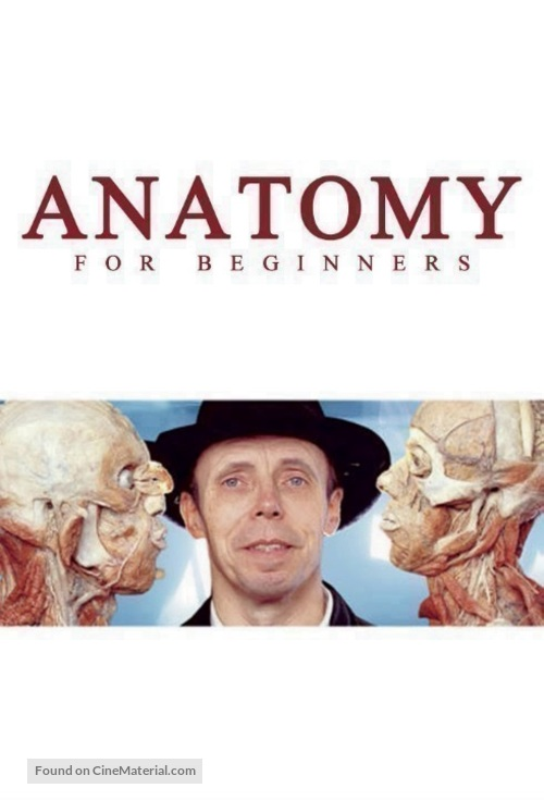 """""""Anatomy for Beginners"""" - Movie Cover"""